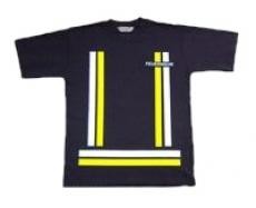 Safty-T-Shirt Kinder
