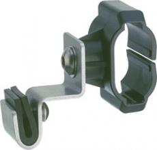 UK 4AA Metall-Helmhalterung Form DIN-Helme