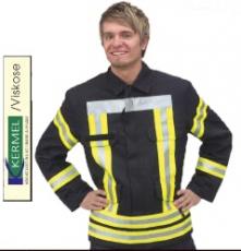 Feuerwehr-Einsatzjacke, kurz, Kermel/Viskose