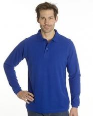 Polo-Shirt Langarm 200g/m²
