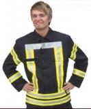 Feuerwehr-Einsatzjacke, kurz, Baumwolle