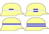 Helmkennzeichnungsband RD
