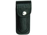 Messeretui, schwarz 13 cm