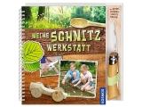 Buch Meine Schnitzwerkstatt, mit Opinel-Kindermesser, No.7